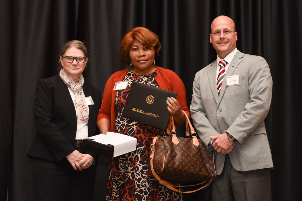 Micheline receives OFA award for excellence